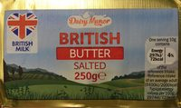 British Salted Butter - Product