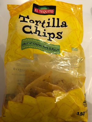 Tortilla chips - Producte - fr