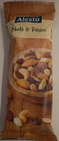 Nuts and raisin - Product - ro