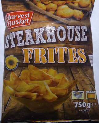 Harvest Basket Steakhouse Frites, Kartoffel - Tuote - fi