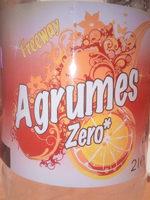 Agrumes zéro - Produit - fr
