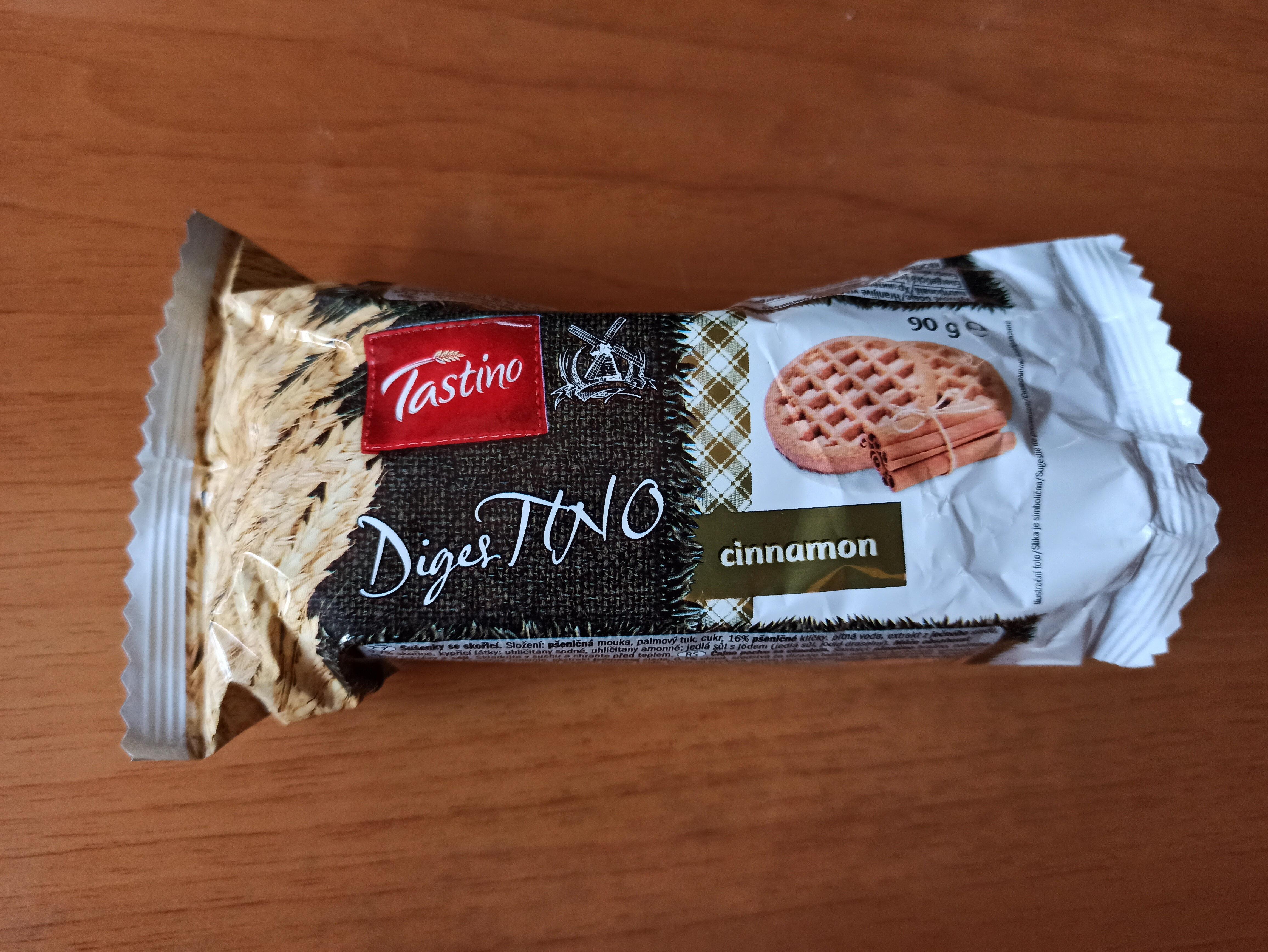 Tastino DigesTINO - Продукт - ro