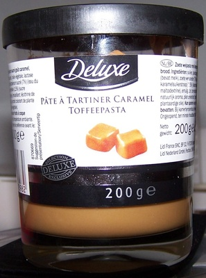 Deluxe Pâte À Tartiner Caramel Toffeepasta - Product