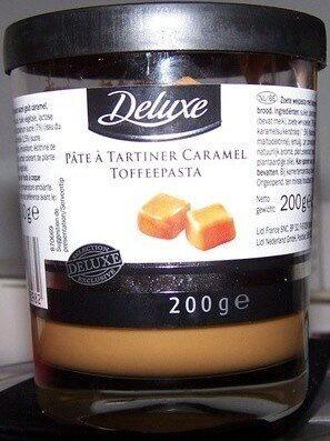 Pâte à tartiner caramel - Prodotto - fr