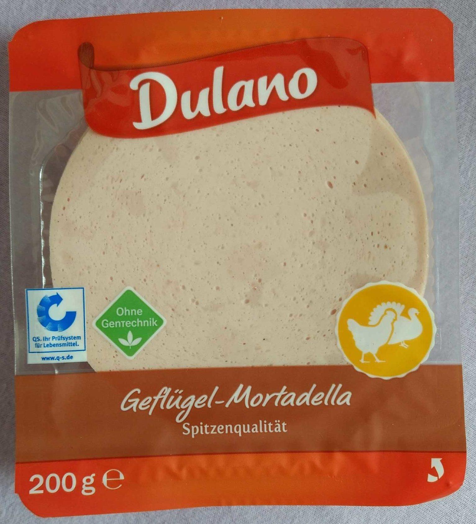 Geflügel-Mortadella - Produkt