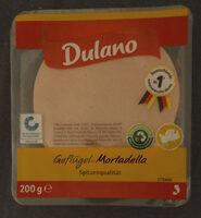Geflügel-Mortadella - Produkt - de