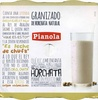 Granizado de Horchata Natural - Product