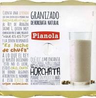 Granizado de Horchata Natural - Producte - es