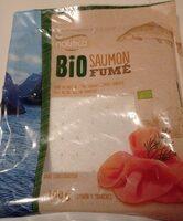 Saumon fumé bio - Produit - fr