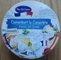 Camembert le Caractère - Product - en