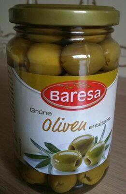 Green olives - Prodotto - fr
