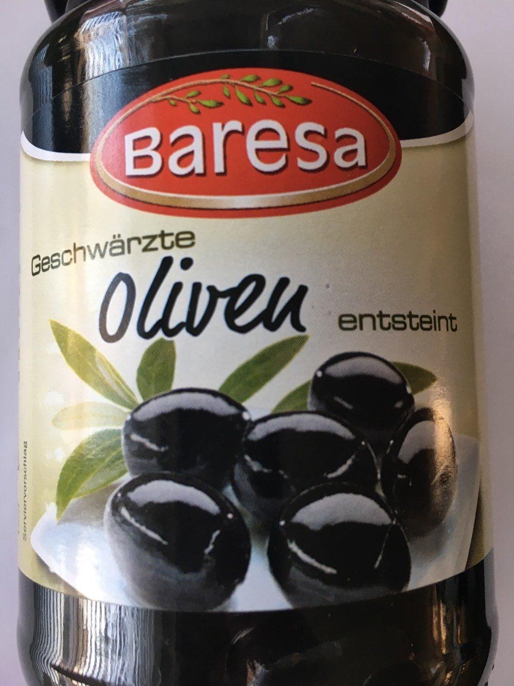 olive nere denocciolate - Produit - fr