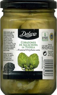 Corazones de alcachofa de Tudela - Producto - es