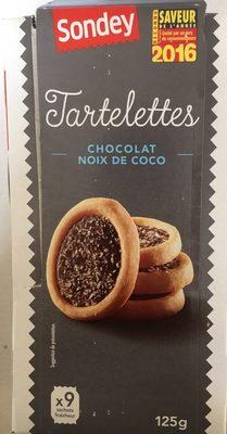 Tartelettes Chocolat - Noix de Coco - Product