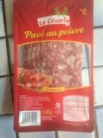 Pavé au poivre - Produit - fr