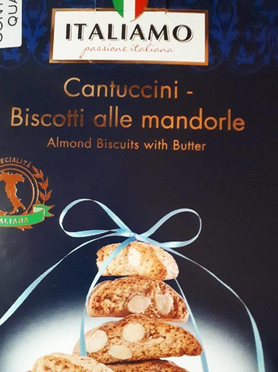 Cantuccini - Biscotti alle Mandorle - Produit