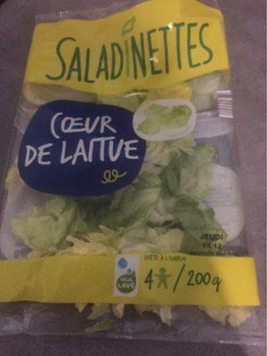 Salade Mélangée - Produit - fr