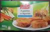 8 galettes de légumes poireaux-carottes-pommes de terre - Product