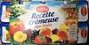 Recette crémeuse aux fruits - Product