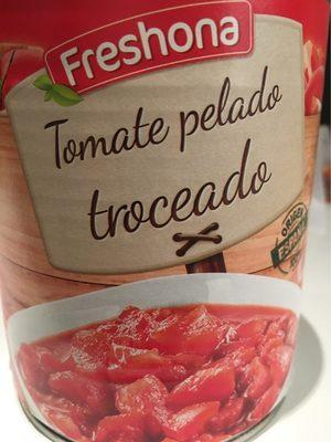 Tomates Pelées Tranchées - Producto