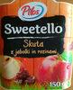 Sweetello Skuta z jabolki in rozinami - Produit