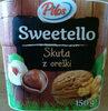 Sweetelo Skuta z oreški - Produit