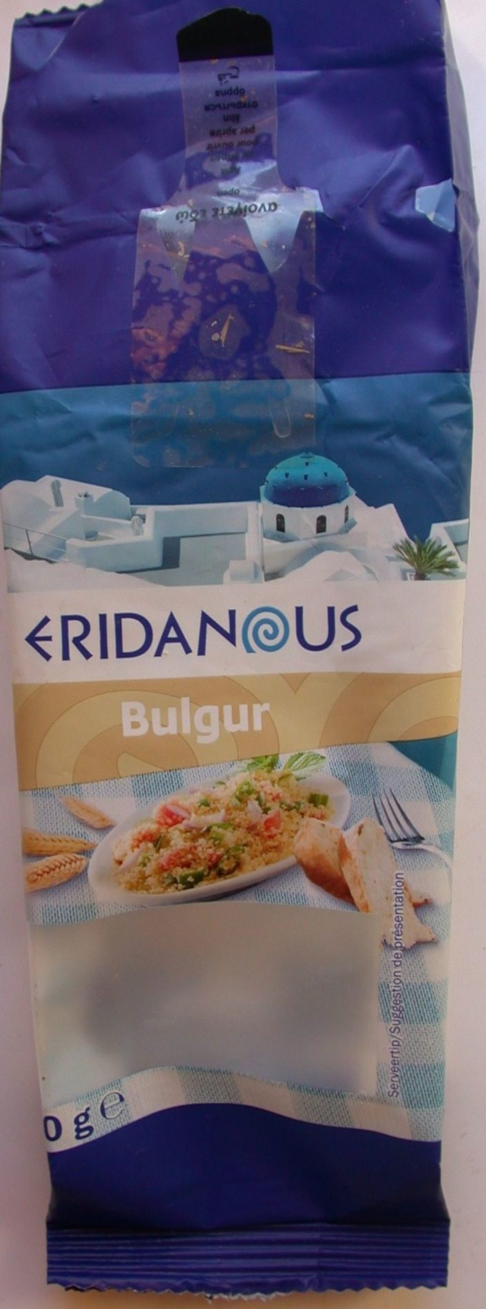 Bulgur - Producte