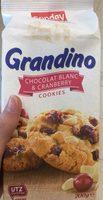 Grandino Chocolat blanc & Cranberry - Produkt