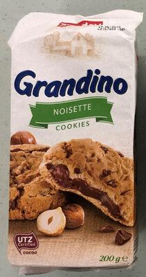 Cookies Noisette - Product - en