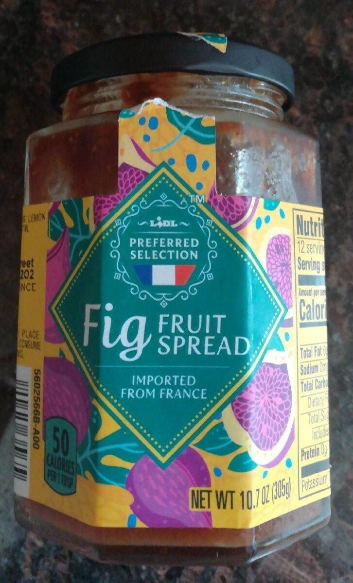 Fig fruit spread - Product - es