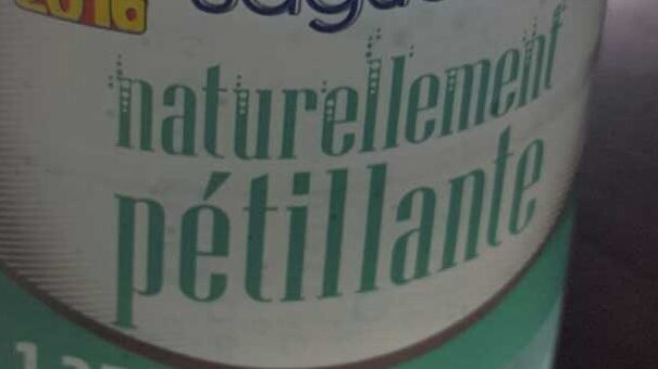 Naturellement pétillante - Ingredients - fr