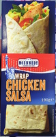 Wrap Chicken Salsa - Product