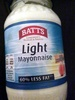 light mayonnaise - Product