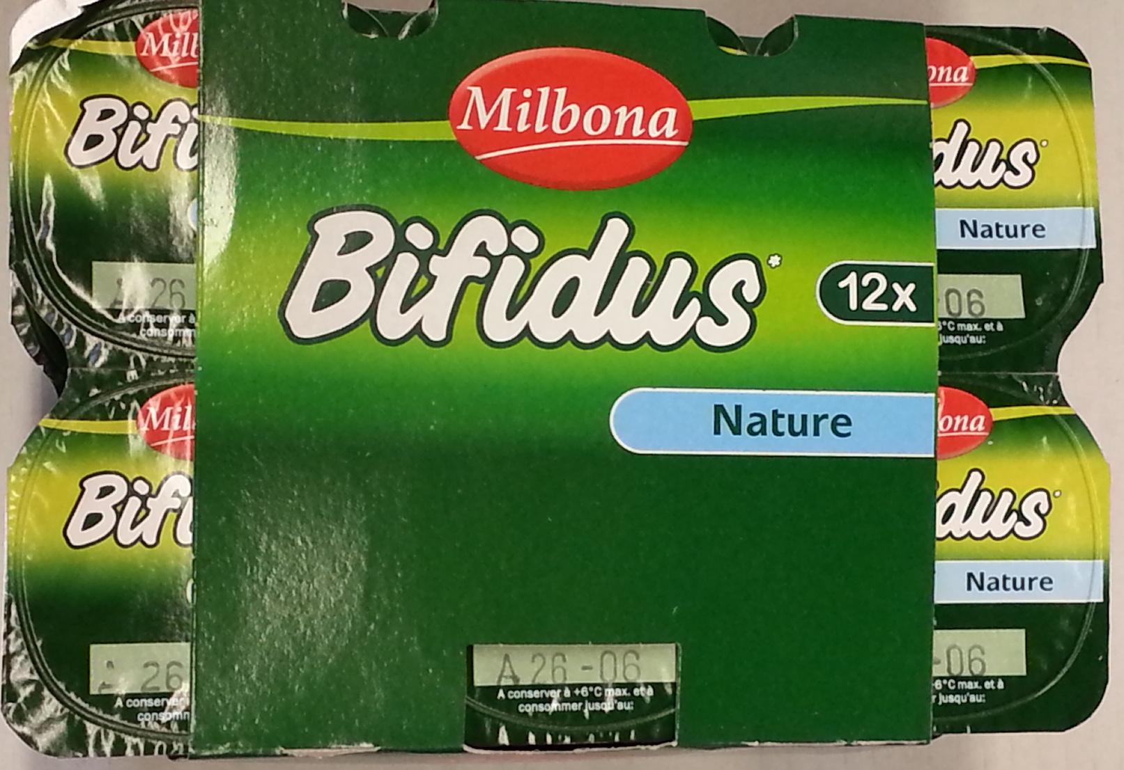 Bifidus Nature (12 x) - Product