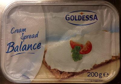 Goldessa soft cheese light - Produit