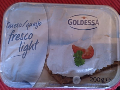 Goldessa Queso fresco light - Producto
