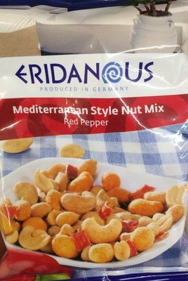 Mediterranean Style Nut Mix - Product