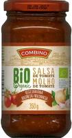 Salsa de tomate boloñesa vegetariana Bio - Producto