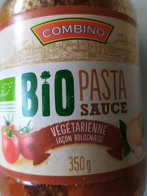 Salsa de tomate boloñesa vegetariana Bio - Producto - es