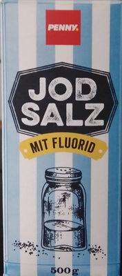 Jod Salz - Produkt