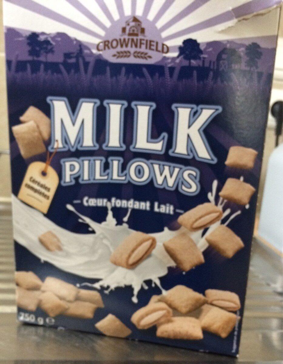 Céréale milk pillows - Product - fr