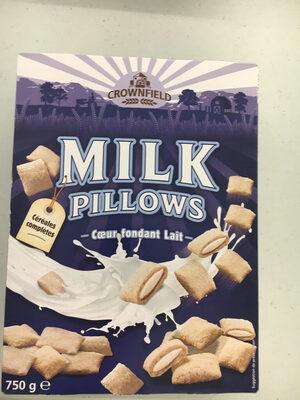 Carrés fourrés au lait - Produit - fr