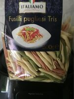 Italiamo Fusilli Pugliesi Tris - Product - de