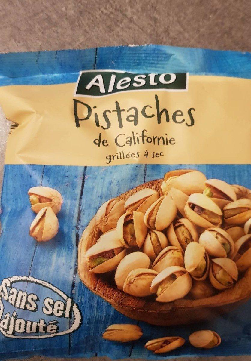 Pistaches de Californie Alestro - Product - fr