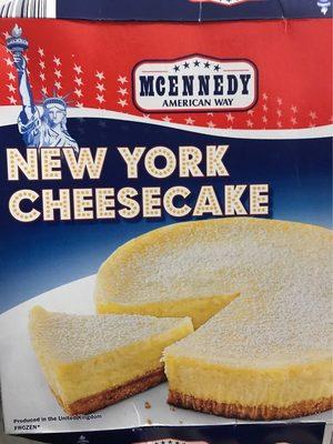 New York cheesecake - Produit - fr
