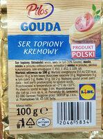 Gouda - ser topiony kremowy - Produkt - pl
