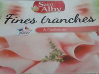 Fines tranches à l'italienne - Product - fr