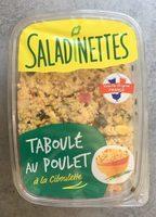Taboulé au Poulet à la ciboulette - Produit