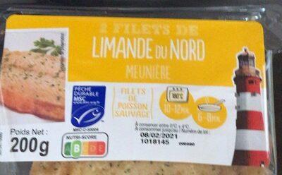 Limande du Nord - Produit - fr