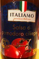 Salsa de tomate cherry - Producto - fr